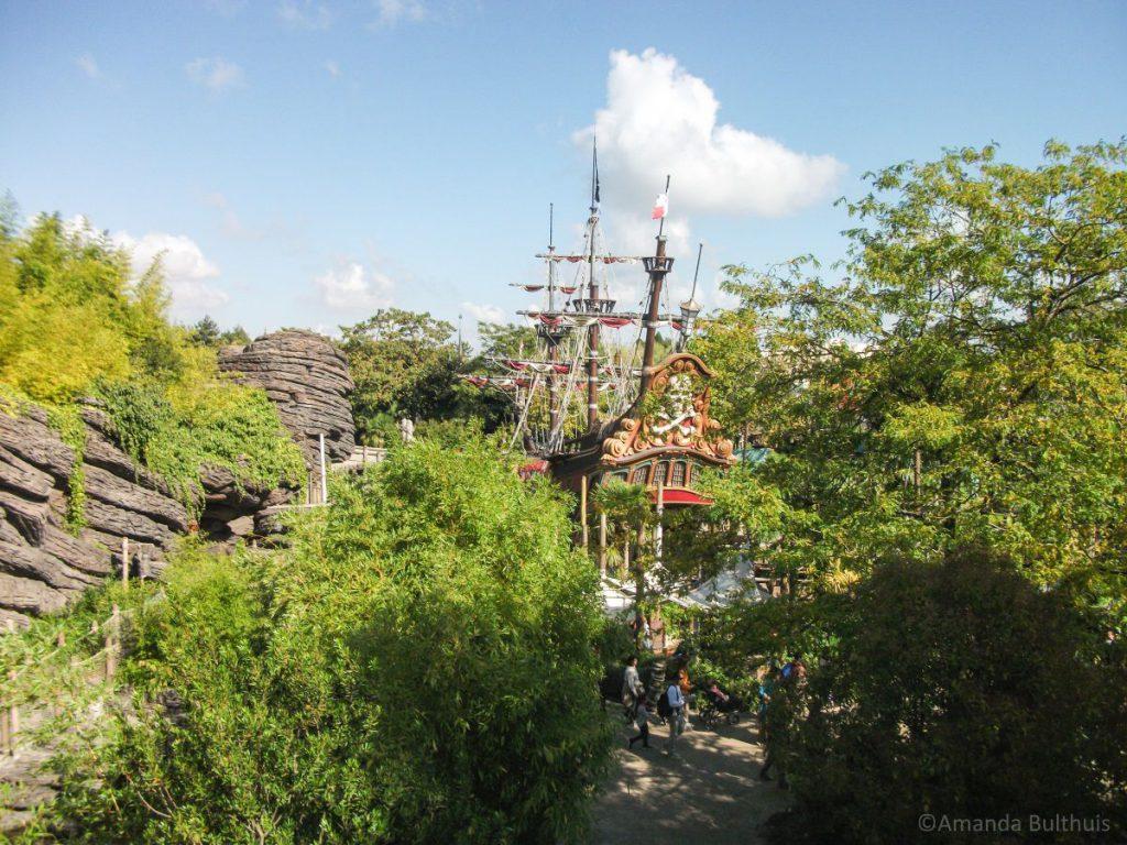Avontureneiland Disneyland Parijs