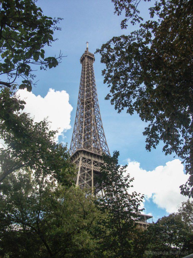 Eifeltoren Parijs