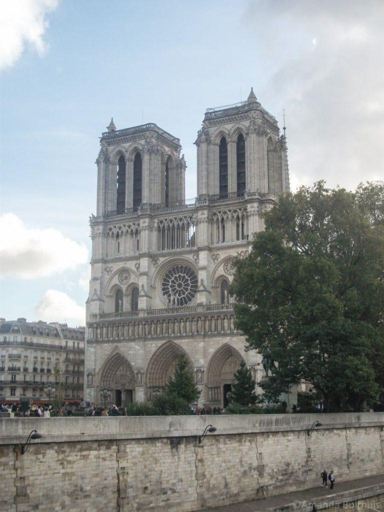 Notre Dame, Parijs