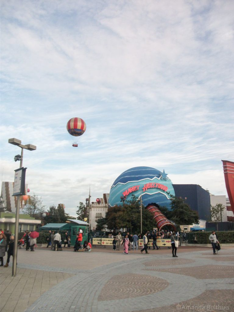 Planet Hollywood Disneyland Parijs