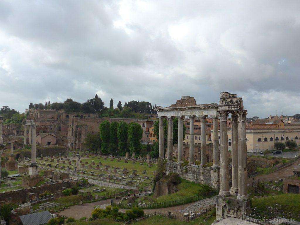 Forum Romanum Rome 2019