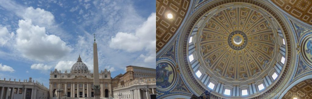 Sinter Pieter Basiliek Rome