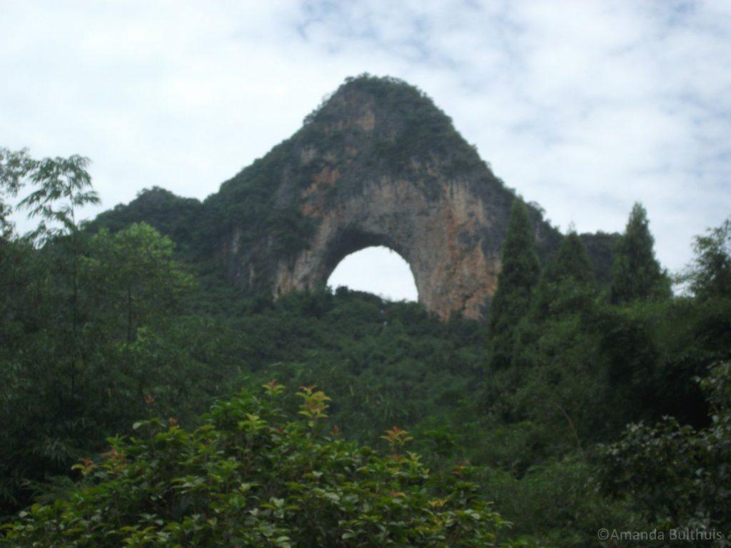 Moon Hill Yangshuo
