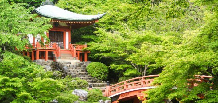 Daigo Ji Kyoto