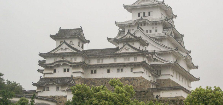 Himeji Kasteel Japan