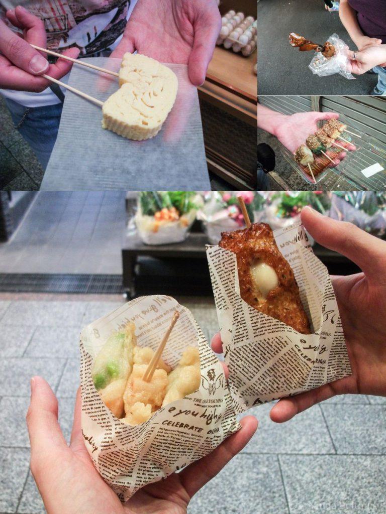 Street food Kyoto