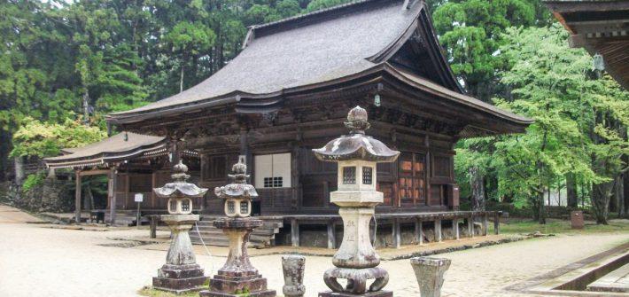 Tempel Koyosan