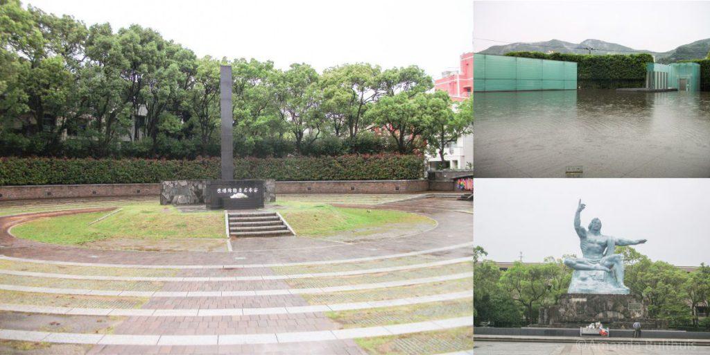 Atomic bomb memorial Nagasaki