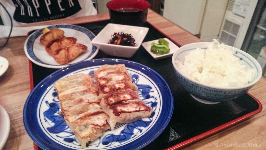 Dumpling restaurant fukuoka