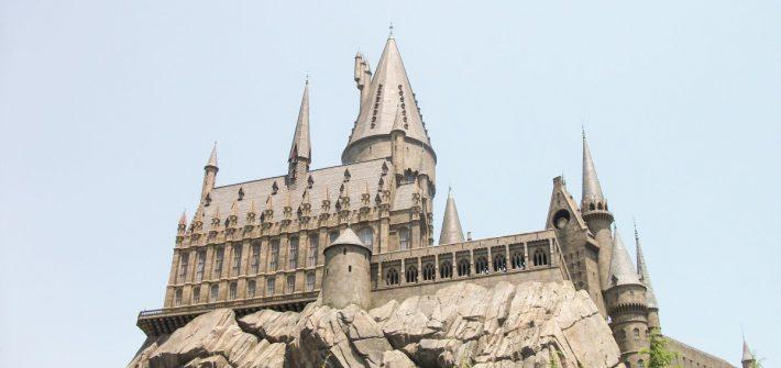 Harry Potter kasteel Universal Studios Osaka
