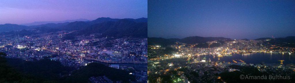 Uitzicht Nagasaki