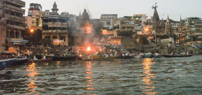 Boottocht Ganges Varanasi