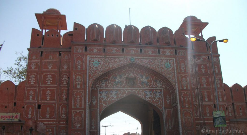 Chandol Gate, Jaipur