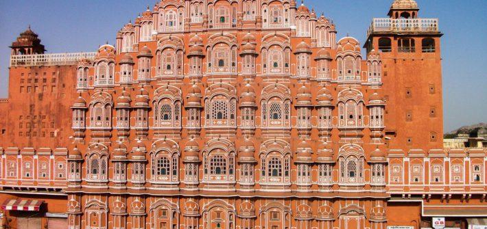 Paleis der Winden, Jaipur