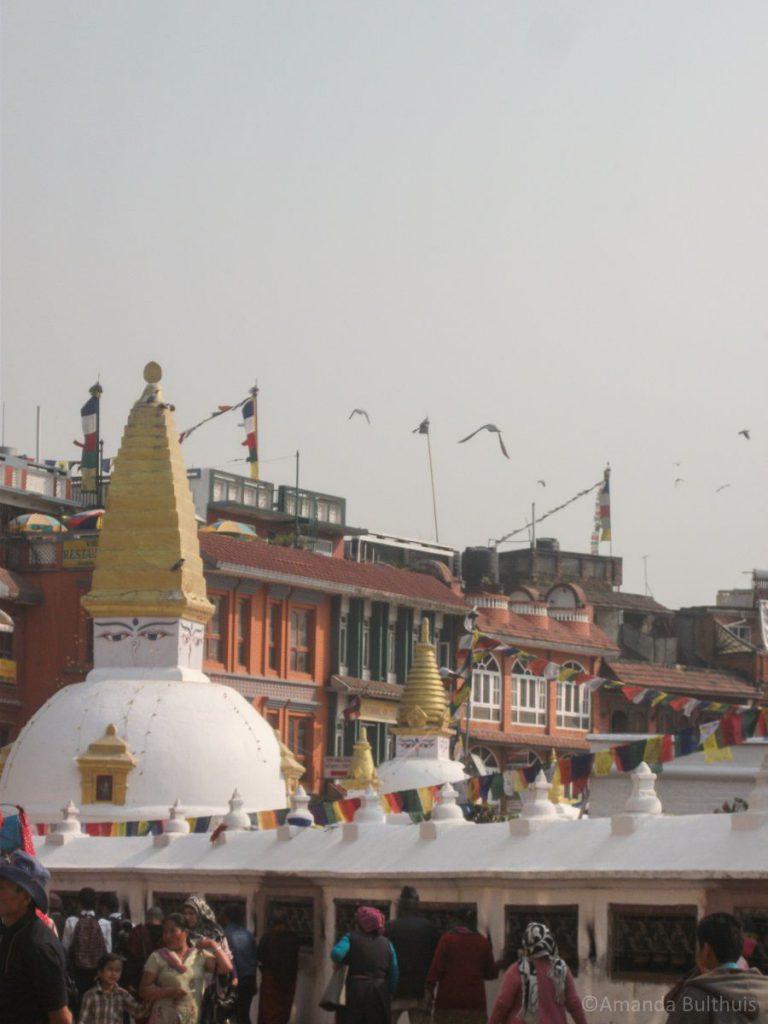 Boudhanath Kathmandu, Nepal