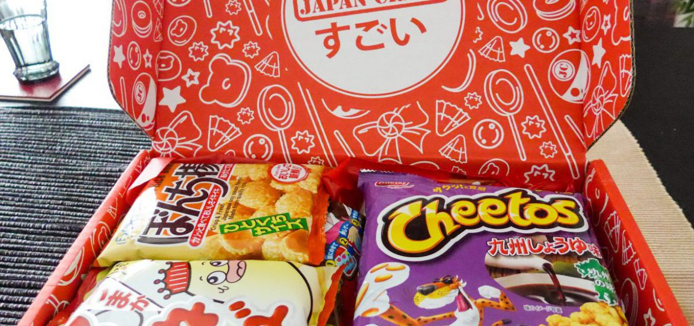 Japan Crate Box Maart