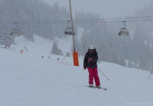 Skiën Ehrwalder Alm