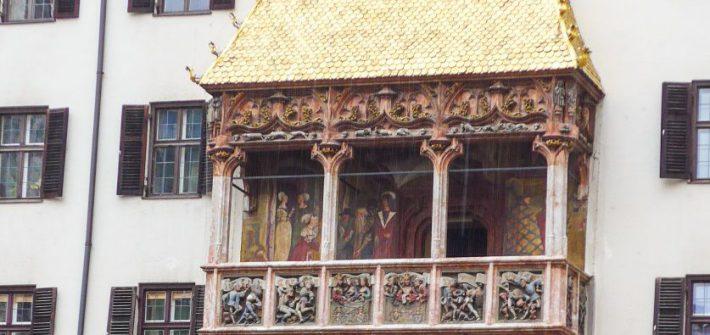 Gouden dak, Innsbruck