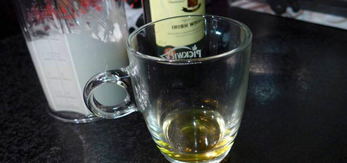 Ingrediënten Irish Coffee
