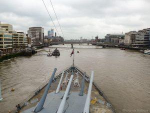 HMS Belfast, Londen