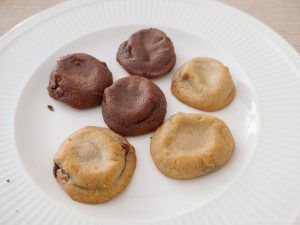 Japanse chocolate chip cookies