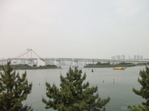 Rainbow bridge Tokio