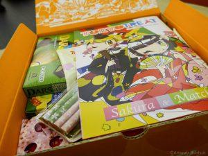 Tokyo Treat box maart