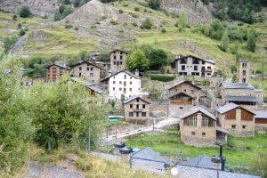 Bergdorpje Andorra