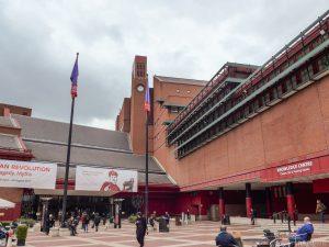 British Library, Londen