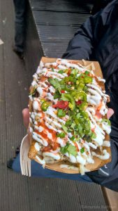 Camden Street Food, Loaded Fries