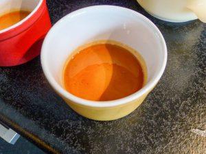 Caramel voor flan