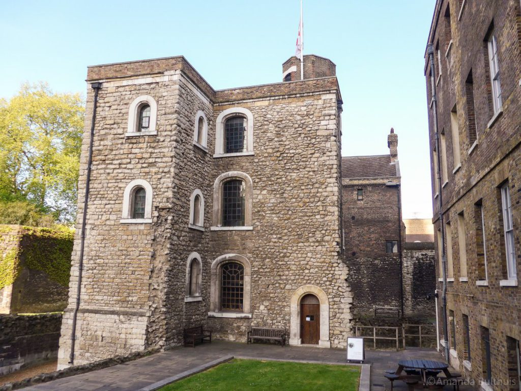 Jewel Tower, Londen