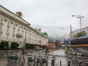 Keizerlijke hofburg, Innsbruck