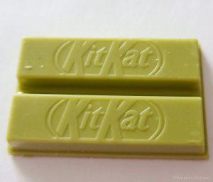 KitKat groene thee Sakura smaak