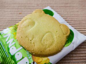 Meloen Panda Koekje