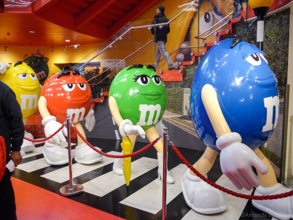 M&M Store, Londen