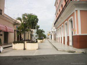 Promenade Cienfuegos, Cuba