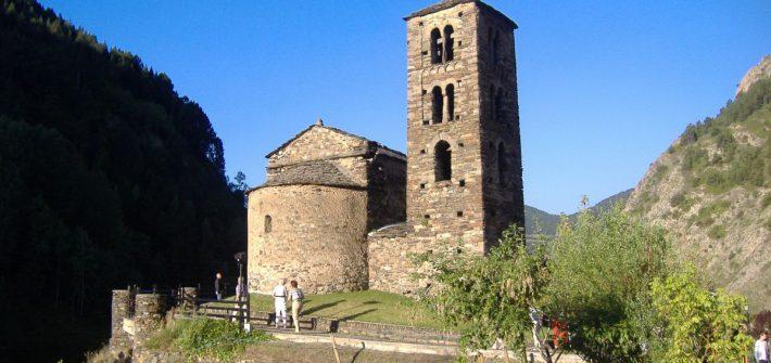 Sint Johannes van Casellekerk, Andorra