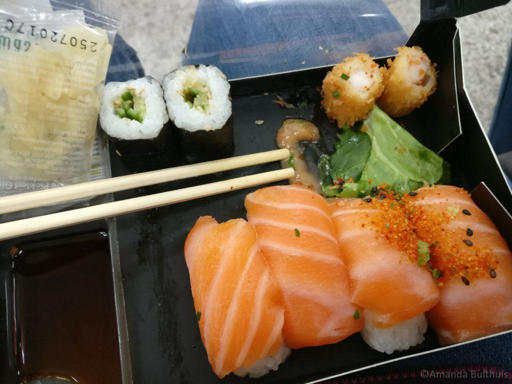 Sushi Bento Londen