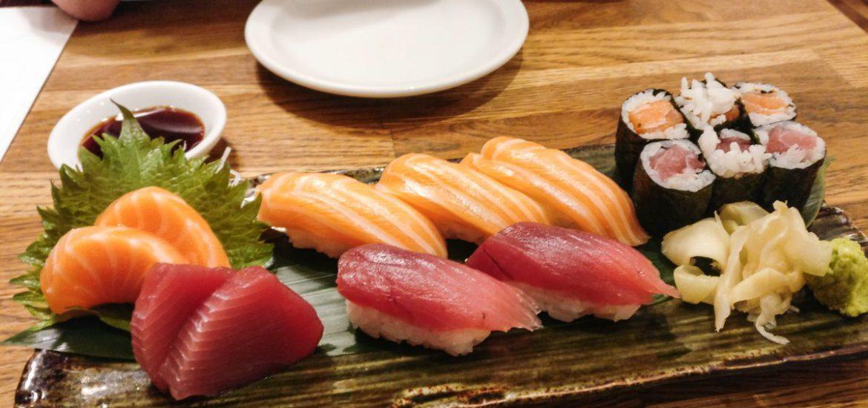 Sushi Londen