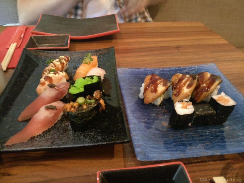 Sushi Shabu Shabu