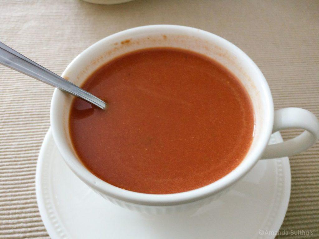Tomatencrémesoep