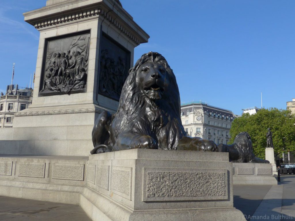 Trafalgar Square, Londen