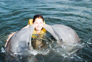 Zwemmen met dolfijnen, Cuba