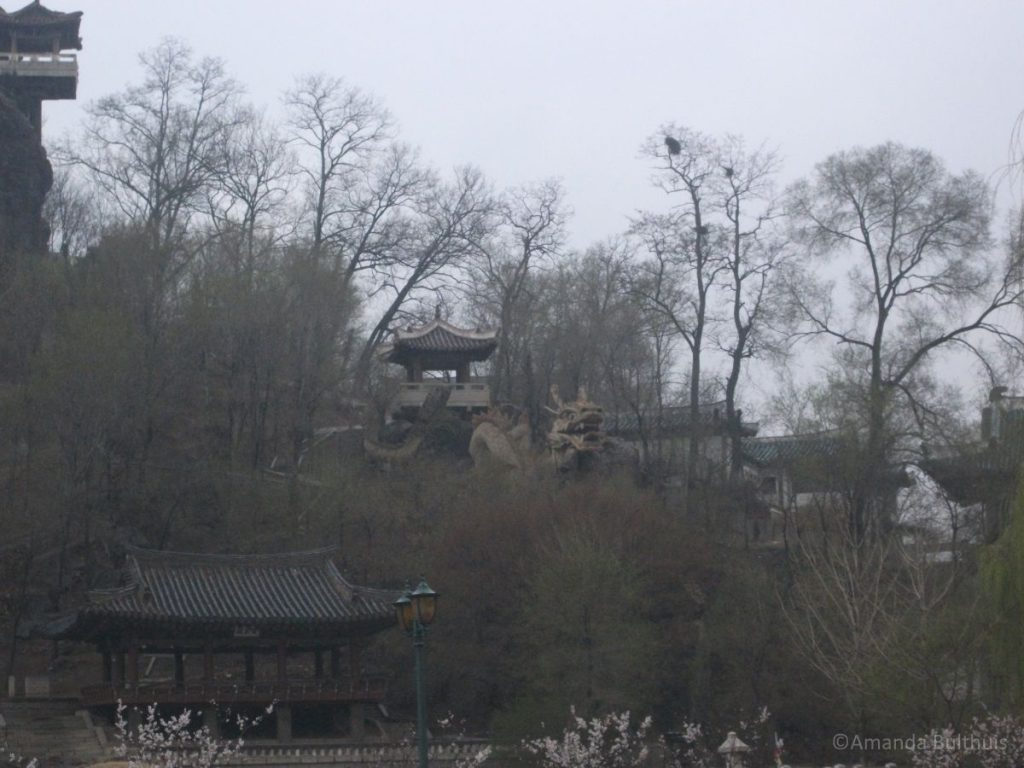 Berg in Centrum Sariwon