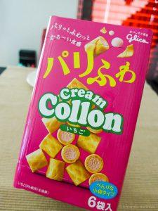 Cream Collon Strawberry