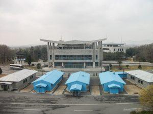 DMZ aan de Noord-Koreaanse zijde
