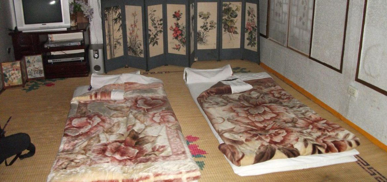 Hotelkamer in Kaseong