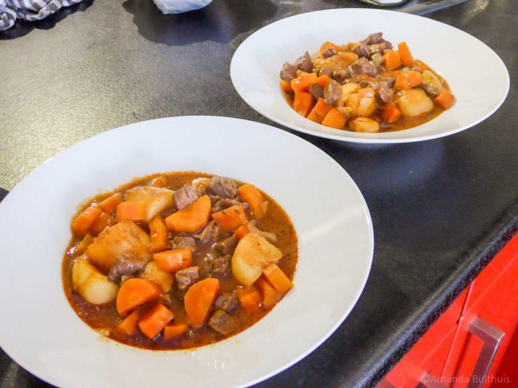 Ierse beef stew