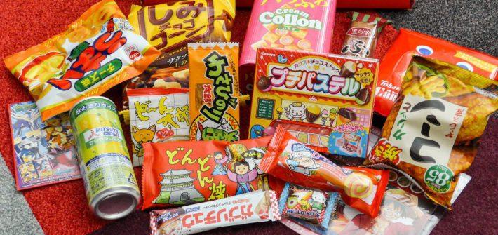 Japan Crate Premium mei 2017